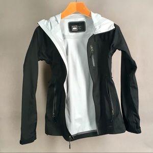 REI Rain Jacket | Polyester Nylon Spandex | XS